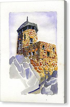 Harney Peak Canvas Print