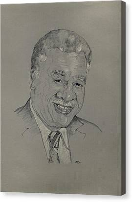 Harold Washington  Canvas Print
