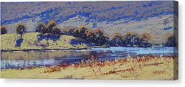 Hartley Dam Canvas Print