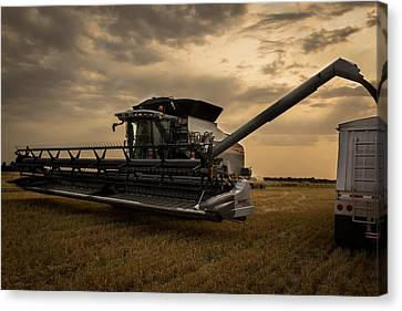 Harvest Time Canvas Print by Jay Stockhaus