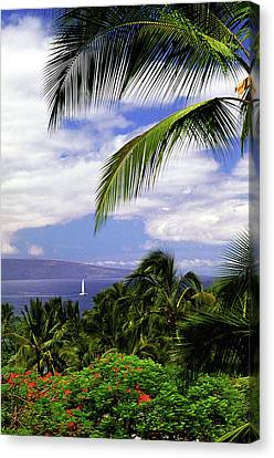 Hawaiian Fantasy Canvas Print