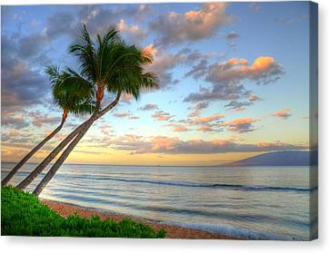 Hawaiian Sunrise Canvas Print