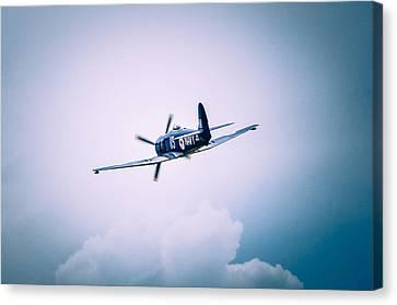 Hawker Sea Fury Fb11 Canvas Print