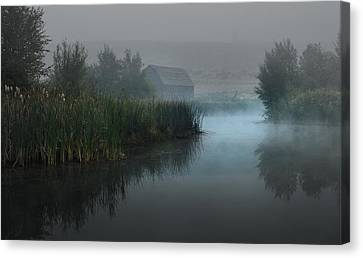 Haynes Ranch Predawn II Canvas Print