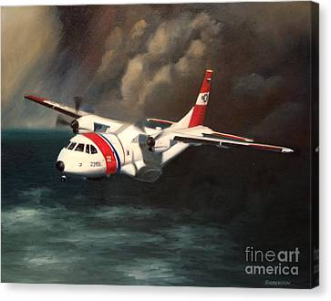 Hc-144a Canvas Print by Stephen Roberson