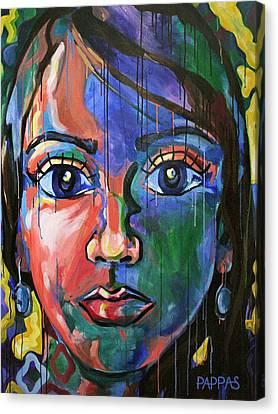 Head 2.0 Canvas Print
