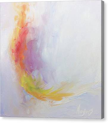 Healing Canvas Print by Mike Moyers