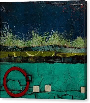 Healing Waters Canvas Print by Laura  Lein-Svencner