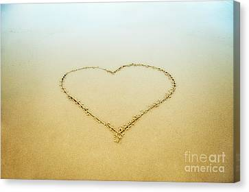 Heart Canvas Print by John Greim