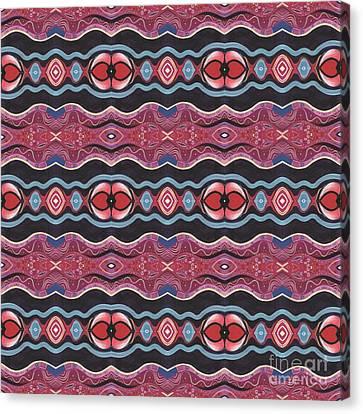 Heart Matters - T J O D 34 Arrangement 1 Tile Canvas Print