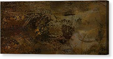 Designers Choice Canvas Print - Heart Of The Prosperous by James Barnes