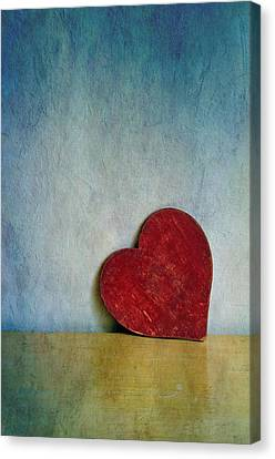 Heartfull Canvas Print