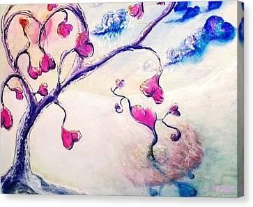 Canvas Print - Heartland In Winter by Scott Phillips