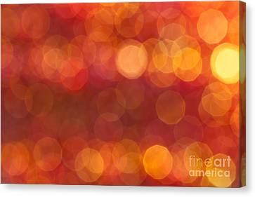 Canvas Print featuring the photograph Heat by Jan Bickerton