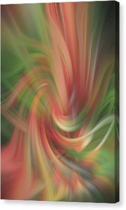 Heat Stroke Canvas Print by Linda Phelps
