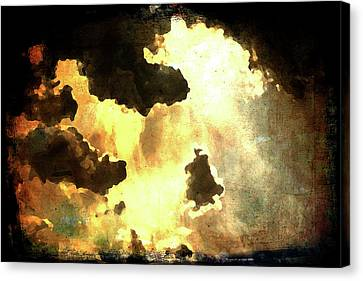 Heaven Canvas Print by Andrea Barbieri