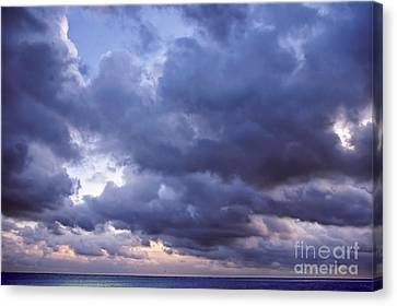Heaven Canvas Print by Angela Doelling AD DESIGN Photo and PhotoArt