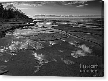 Collingwood Canvas Print - Heaven On Earth by Charline Xia