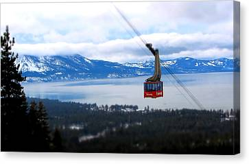 Heavenly Tram South Lake Tahoe Canvas Print