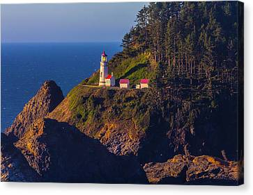 Heceta Head Lighthouse 2 Canvas Print