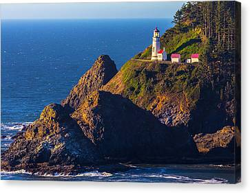 Heceta Head Lighthouse Canvas Print