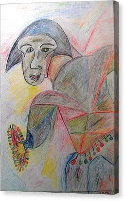 Hegemony Canvas Print