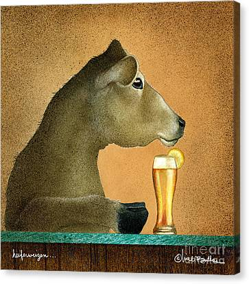 Heiferweizen Canvas Print by Will Bullas