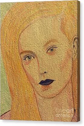 Helen Canvas Print