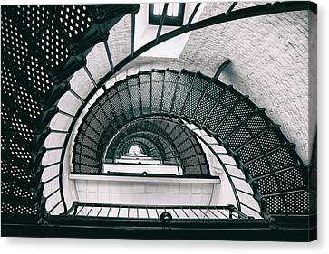 Helix Eye Canvas Print