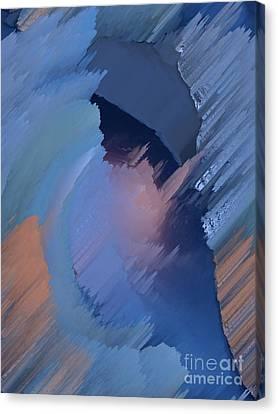 Hemisphere Canvas Print