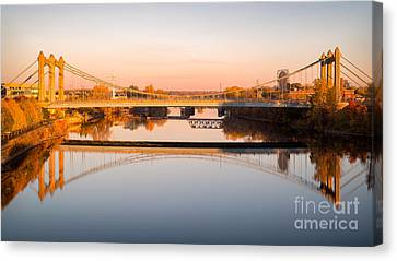 Hennepin Avenue Bridge Canvas Print