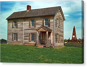 Henry House Hill  Canvas Print by Don Lovett