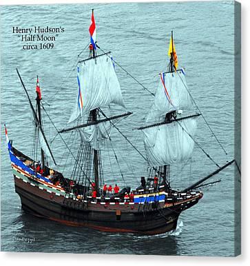 Canvas Print - Henry Hudson by DazzleMe Photography