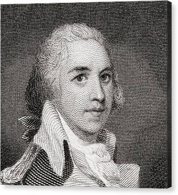 Henry Lee IIi, 1756 To 1818. American Canvas Print