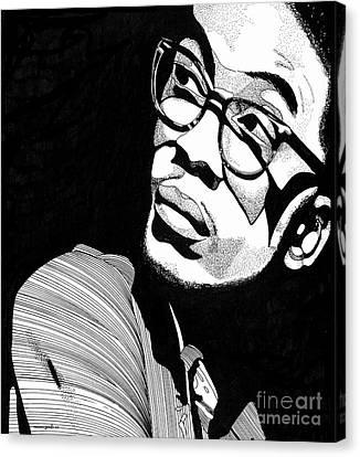 Herbie Hancock Canvas Print
