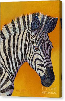 Here's Lookin At You Canvas Print by Tracy L Teeter