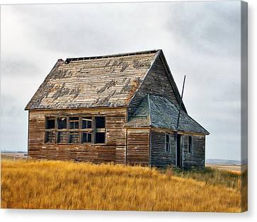 Heritage Canvas Print