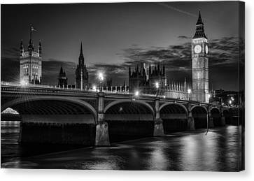 Heritage Canvas Print by Ido Meirovich