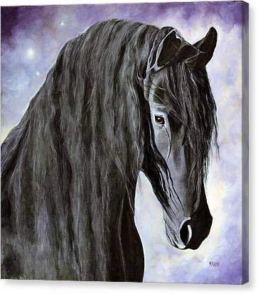 Hessel-the Gentle Giant Canvas Print