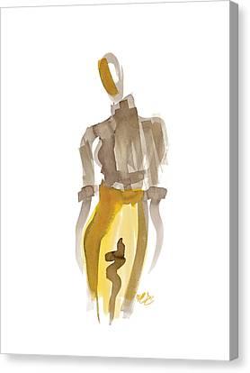 Hi Pants Canvas Print by Carl Griffasi