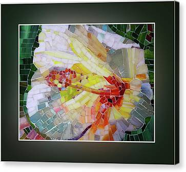 Hibiscus #2 Canvas Print by Adriana Zoon