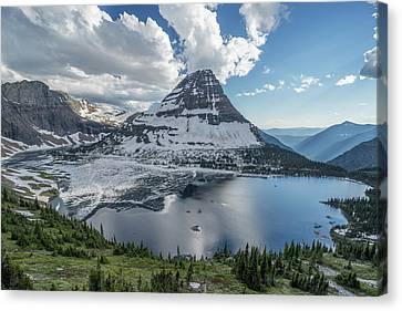 Hidden Lake Canvas Print by Alpha Wanderlust