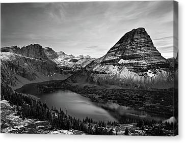 Hidden Lake Canvas Print by Jesse Estes