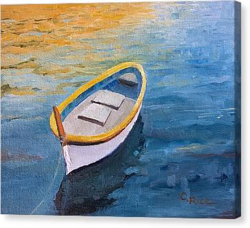 Hidden Story Canvas Print