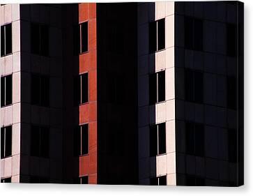 Hidden Windows Canvas Print by Karol Livote