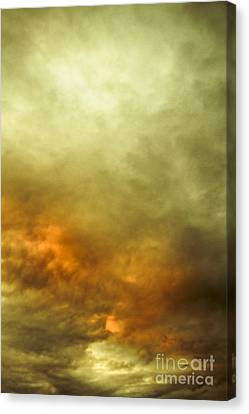 Canvas Print featuring the photograph High Pressure Skyline by Jorgo Photography - Wall Art Gallery