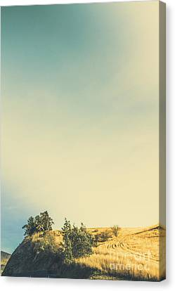 Hills Of Plenty Canvas Print by Jorgo Photography - Wall Art Gallery