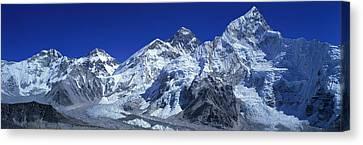 Nepal Canvas Print - Himalaya Mountains, Nepal by Panoramic Images
