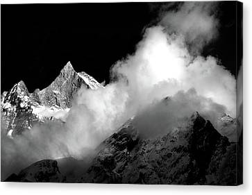 Himalayan Mountain Peak Canvas Print
