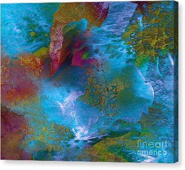 His Word Will Not Return Void Canvas Print by Beverly Guilliams